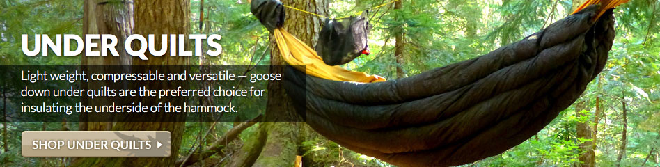 Hammock Gear Under Quilts